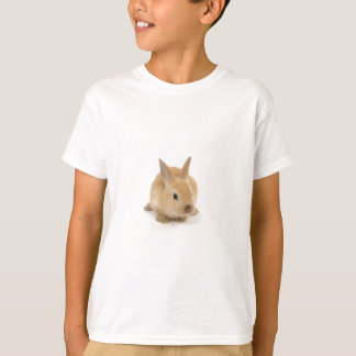cute_little_babies_9 BABY BUNNY RABBIT CUTE FURRY T-Shirt