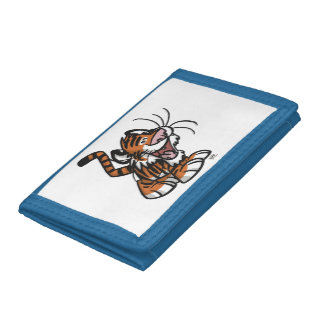Cute Little Cartoon Tiger Wallet