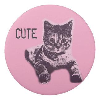 Cute Little Cat Kitten Kitty Pet Eraser