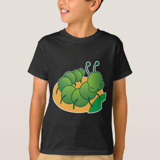 cute little catterpillar kawaii T-Shirt