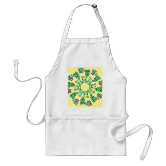 cute little creatures standard apron