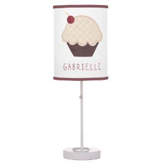 Cute Little Cupcake Personalized Lamp