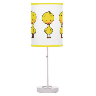 cute little duck table lamp