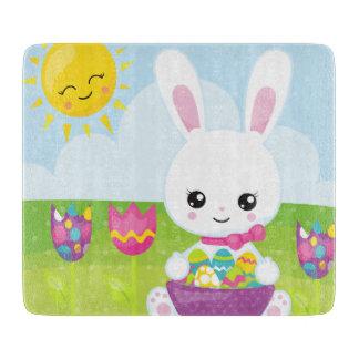 Cute Little Easter Bunny Cutting Board