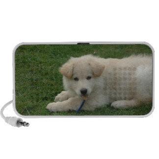 Cute Little Fluff Ball Portable Speakers