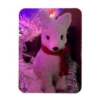Cute Little Fox Magnet