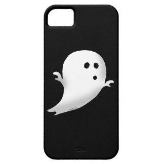 Cute little ghost case for the iPhone 5