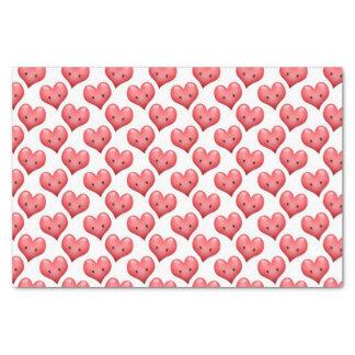 Cute Little Hearts Tissue Paper