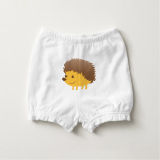 cute little hedgehog diaper cover