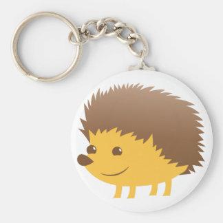 cute little hedgehog keychain