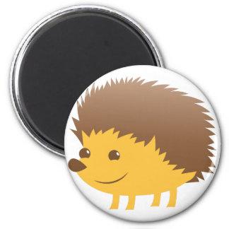 cute little hedgehog magnet