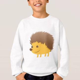 cute little hedgehog sweatshirt