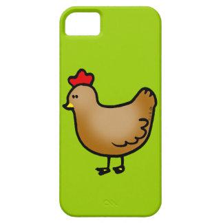 Cute little hen iPhone 5 cover