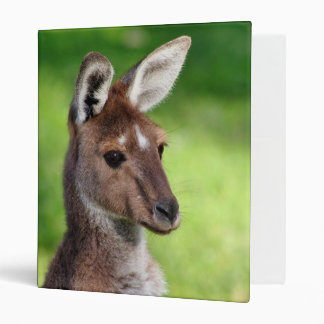 Cute Little Kangaroo Binders