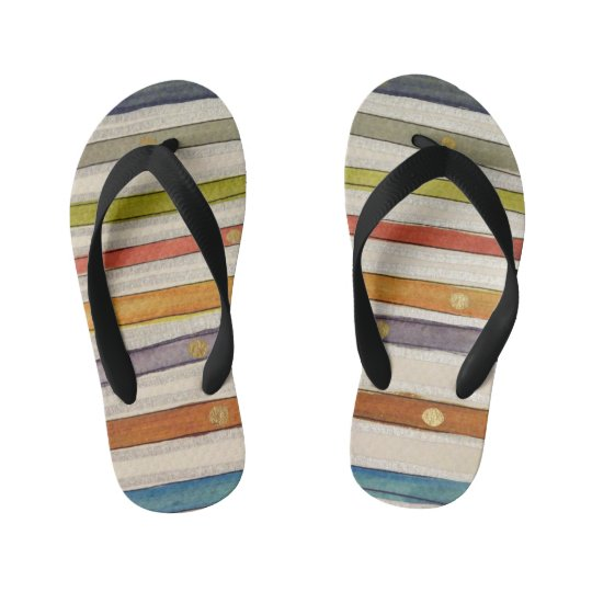 Cute Little Kid Toddler Flipper Floppers Kid's Flip Flops