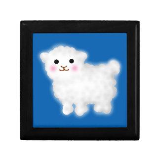 Cute Little Lamb Gift Box