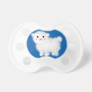 Cute Little Lamb Pacifier
