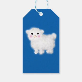 Cute Little Lamb Pack Of Gift Tags