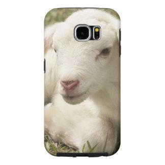 Cute little lamb samsung galaxy s6 cases