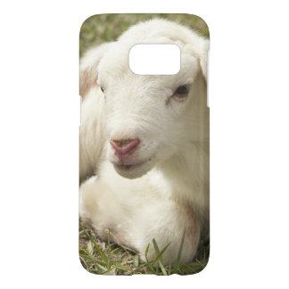 Cute little lamb samsung galaxy s7 case