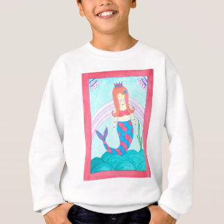 Cute little mermaid sweatshirt