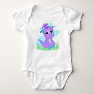 Cute Little Monster Infant Creeper