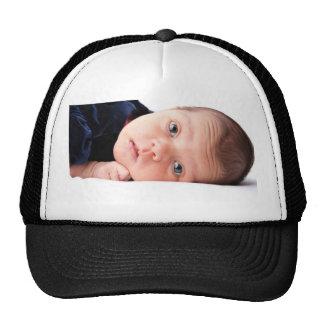 Cute Little Newborn Infant Mesh Hat