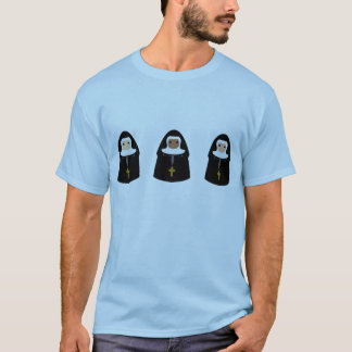 Cute Little Nuns T-Shirt