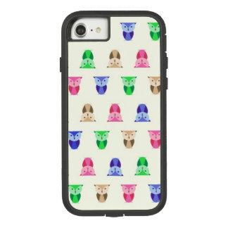 Cute Little Owl Print Phone Case