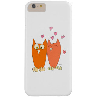 Cute little owls barely there iPhone 6 plus case