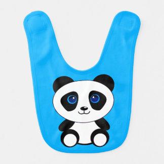 Cute Little Panda Bear Bib