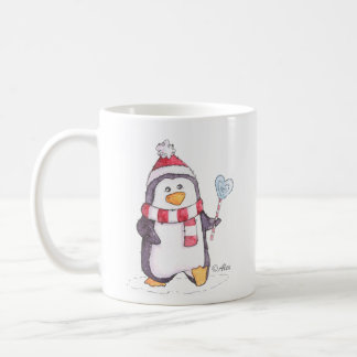 Cute Little Penguin Coffee Mug