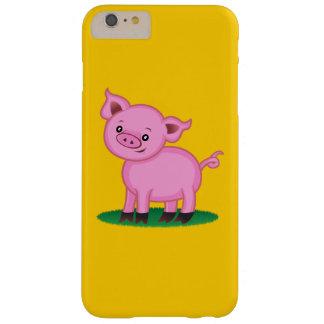 Cute Little Pig iPhone 6 Plus Case
