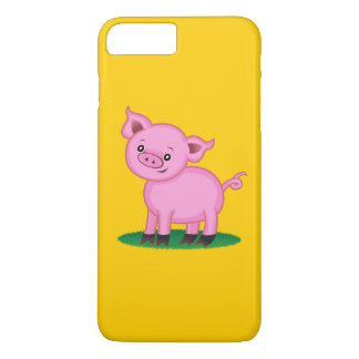 Cute Little Pig iPhone 7 Plus Case