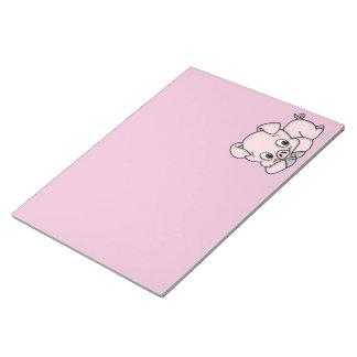 Cute Little Pig Notepads