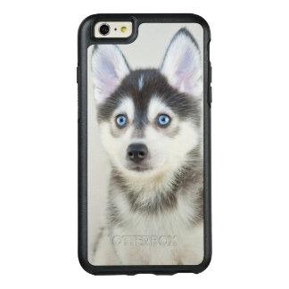 Cute Little Pomsky Puppy OtterBox iPhone 6/6s Plus Case