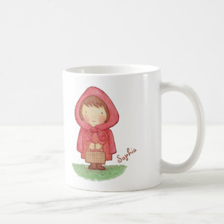 Cute Little Red Riding Hood Folk Tale Mug
