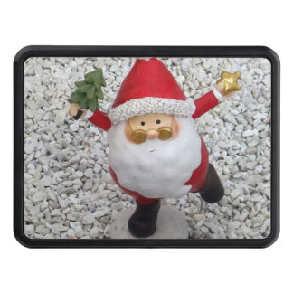 Cute little Santa Trailer Hitch Cover