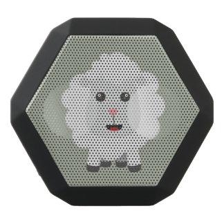 Cute little sheep Z9ny3 Black Bluetooth Speaker