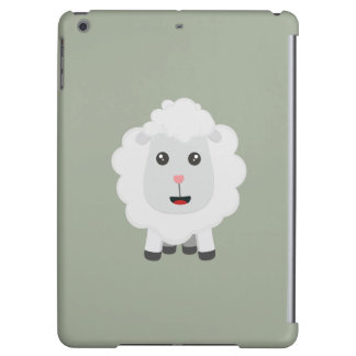 Cute little sheep Z9ny3 iPad Air Covers
