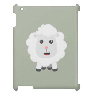 Cute little sheep Z9ny3 iPad Case