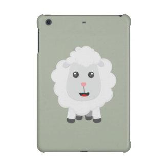 Cute little sheep Z9ny3 iPad Mini Case
