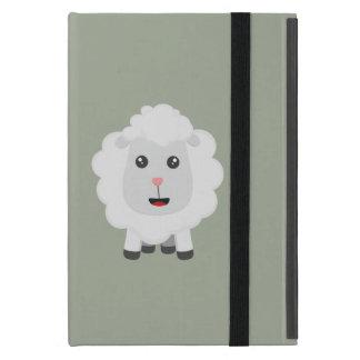 Cute little sheep Z9ny3 iPad Mini Cover
