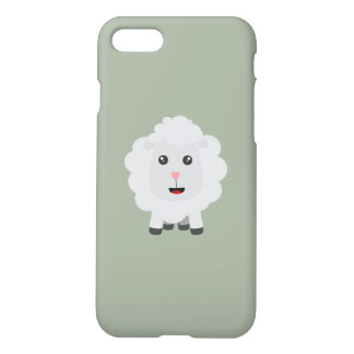 Cute little sheep Z9ny3 iPhone 8/7 Case
