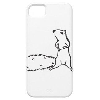 Cute little squirrel iPhone 5 case