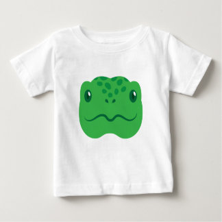 cute little tortoise turtle face baby T-Shirt