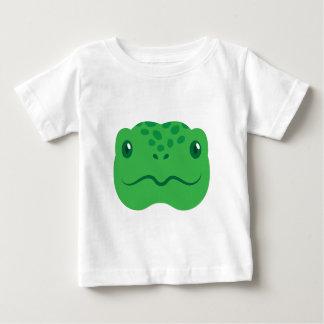 cute little tortoise turtle face baby T-Shirt