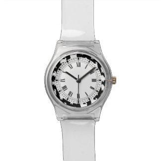 Cute Little Westie - West Highland White Terrier Wrist Watches