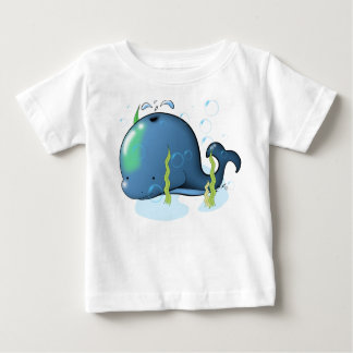 Cute Little Whale T-shirt
