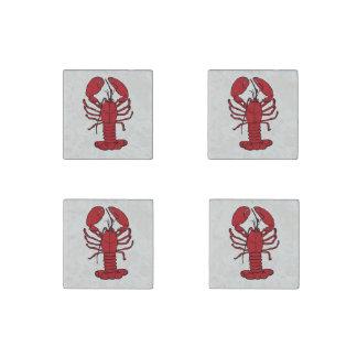 Cute Lobster Nautical beach  fridge magnets